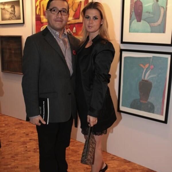 Juan Carlos Mendoza,Fiorella Bronca