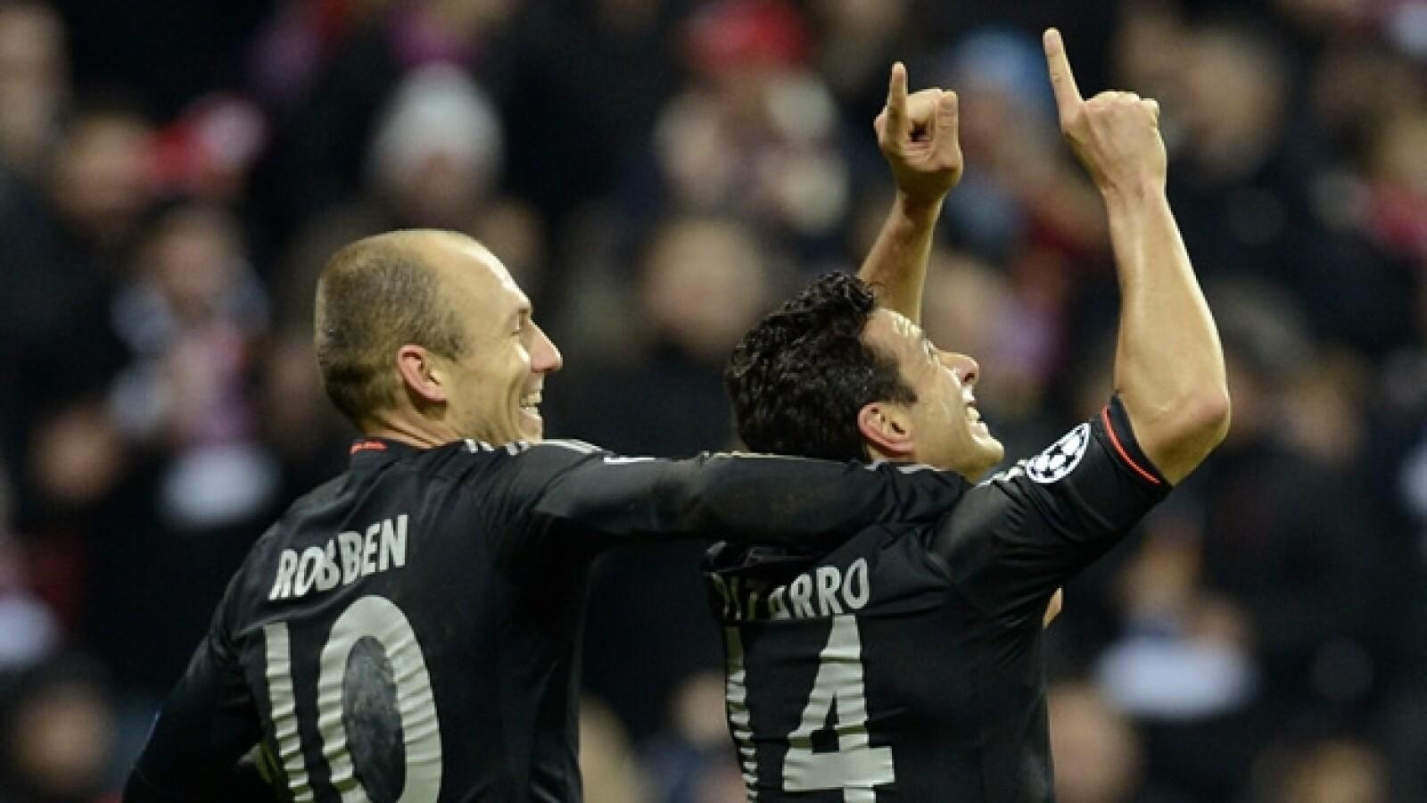 Bayern vs. Losc