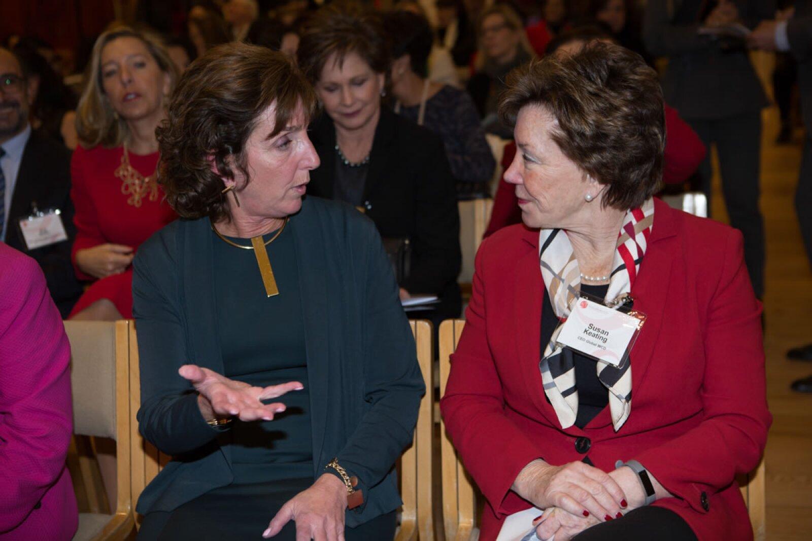 Lanzamiento del capítulo mexicano de la Asociación de Mujeres Consejeras