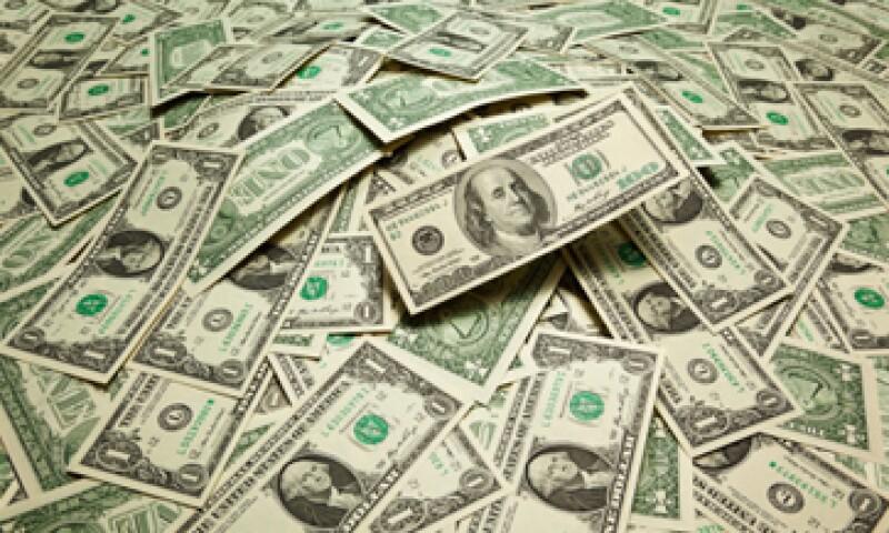 El tipo de cambio podría oscilar en un rango de 13.26 y 13.34 pesos por dólar, según Banco Base. (Foto: Getty Images)