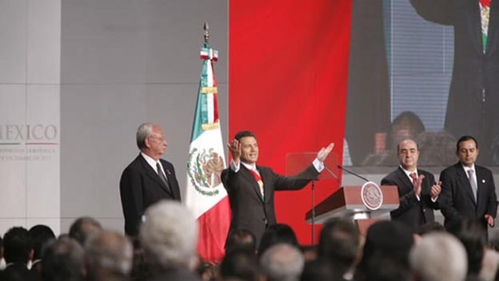 Enrique Peña Nieto Palacio Nacional