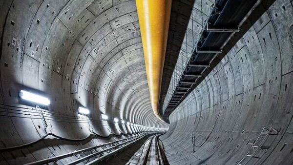 Tunel emisor oriente