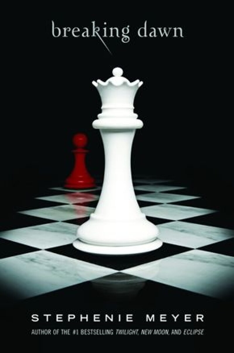 Octubre 2008. Amanecer, cuarto libro de la saga, es el final de esta historia de amor.