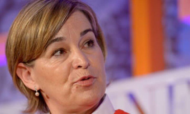 Belen Romana es presidenta del banco de propiedad estatal Sareb desde 2012. (Foto: Cortesía de Fortune)