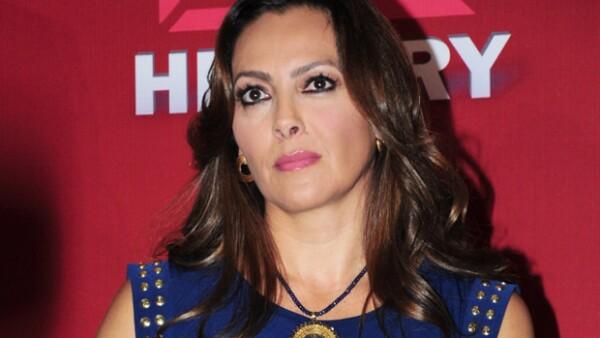 La hermana de la actriz fue entrevistada este lunes en el Aeropuerto de la Ciudad de México con respecto al Caso Chapo y defiende la valentía de Kate.