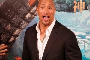The Rock se encuentra en México promocionando la película Viaje 2: La Isla Misteriosa. (Foto: AP