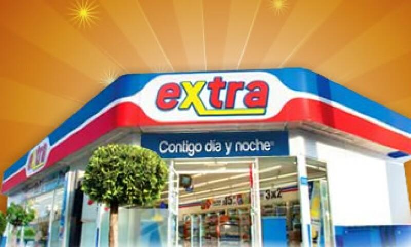 Actualmente existen 960 tiendas extra. (Foto: Cortesía Extra.com.mx)