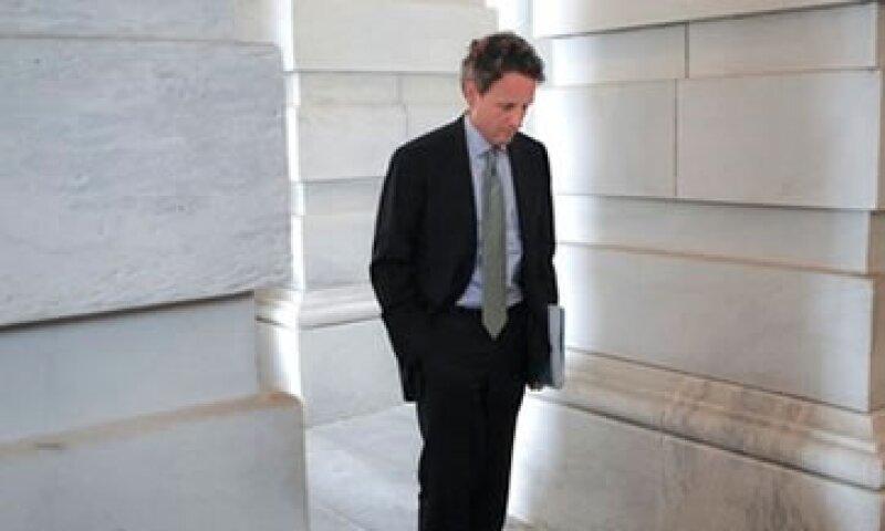 Geithner ya resaltó en el pasado las capacidades de Carstens para dirigir el FMI. (Foto: AP)