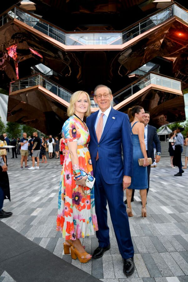 A Magical Summer Night At Hudson Yards Celebrating The Lifestyle Of 35 Hudson Yards