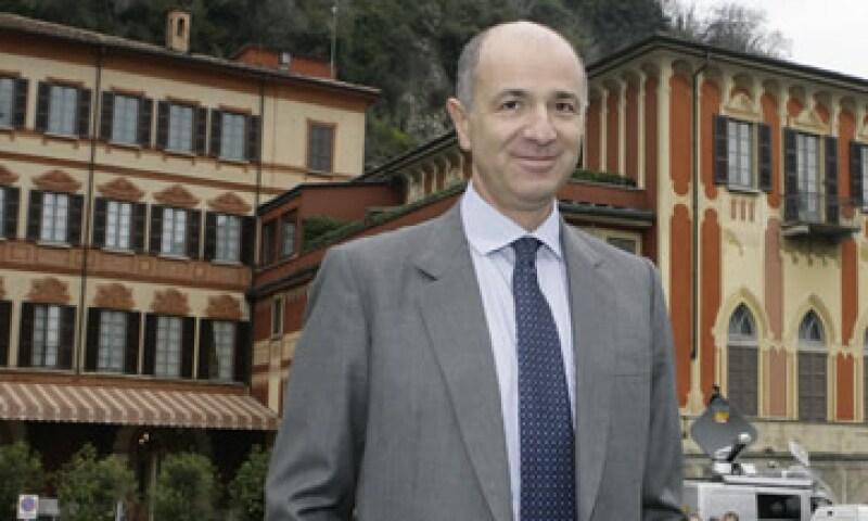 Corrado Passera es visto como el hombre que logró volver exitosa a la empresa Intesa Sanpaolo. (Foto: AP)