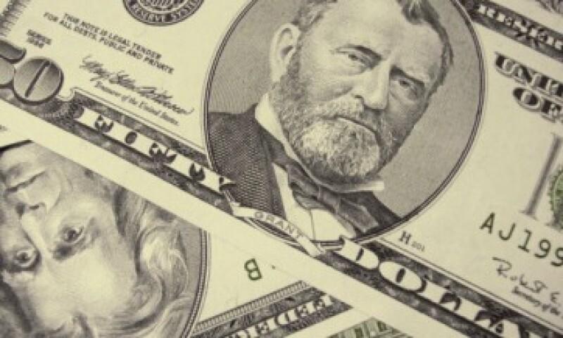 El tipo de cambio podría ubicarse en un rango de 12.3932 y 12.4245 pesos por dólar. (Foto: Getty Images)