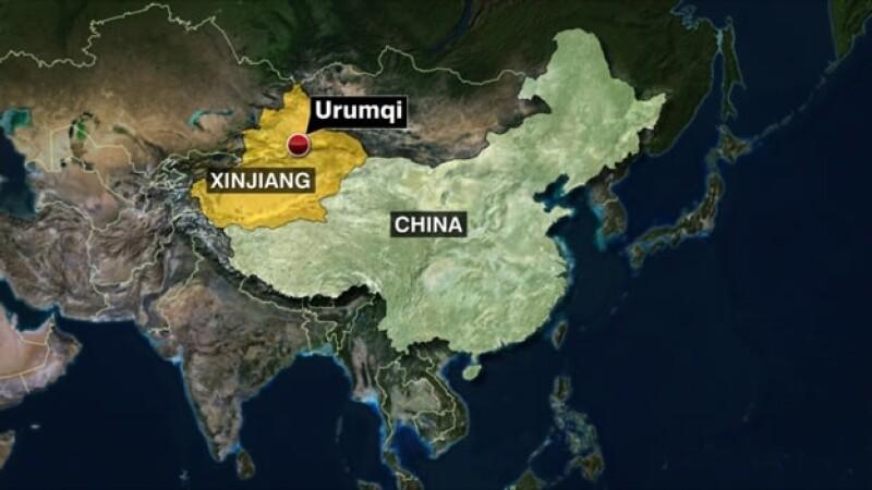 El sismo se registró al oeste de China, según expertos de Estados Unidos