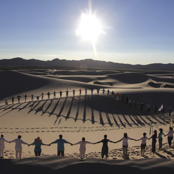 Yoga Desierto
