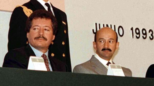 Falso que existen pruebas de que Carlos Salinas haya asesinado a Luis Donaldo Colosio.