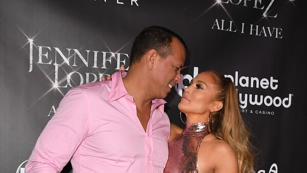 """JENNIFER LOPEZ: ALL I HAVE"" Finale After Party"