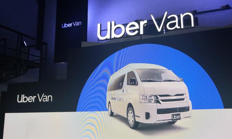 Uber Van llega a Monterrey