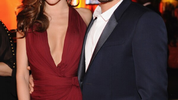 Miranda Kerr y Orlando Bloom.