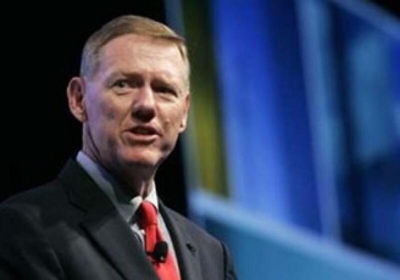 Alan Mulally, presidente ejecutivo de Ford Motor. (Foto: Reuters)