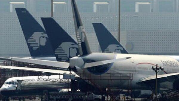 Aeroméxico es actualmente propietario de los tres negocios que tenía con Mexicana de Aviación: SEAT-Sicopsa, Aeromexpress y Alas de América. (Foto: AP/ David Oziel)
