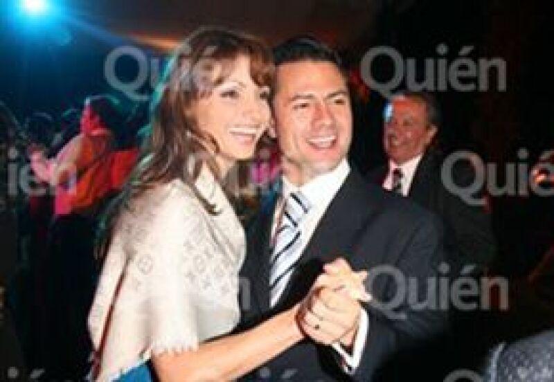 Por primera vez, el gobernador del Estado de México habla de su relación con La Gaviota.
