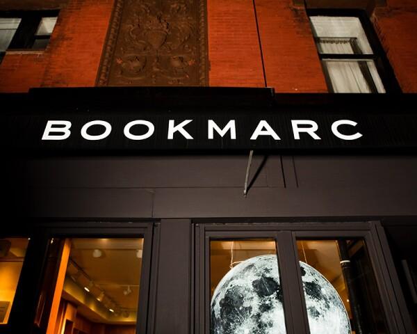 Bookmarc celebrates Carine Roitfeld: Irreverent, New York, USA - 11 Nov 2011