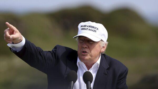 La campaña de Donald Trump se ha caracterizado por criticar a los migrantes mexicanos.