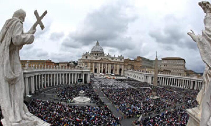 Este martes el Banco Vaticano presentará un reporte sobre su desempeño en 2013. (Foto: Notimex)