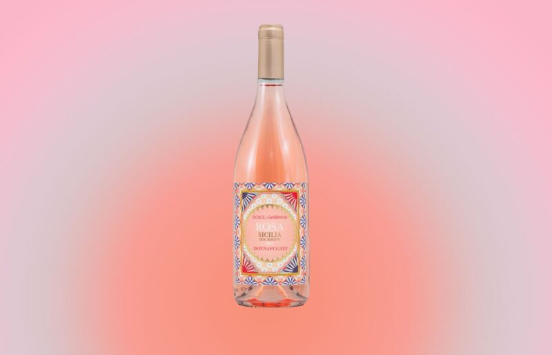 vino-rosado-dolce-&-gabbana