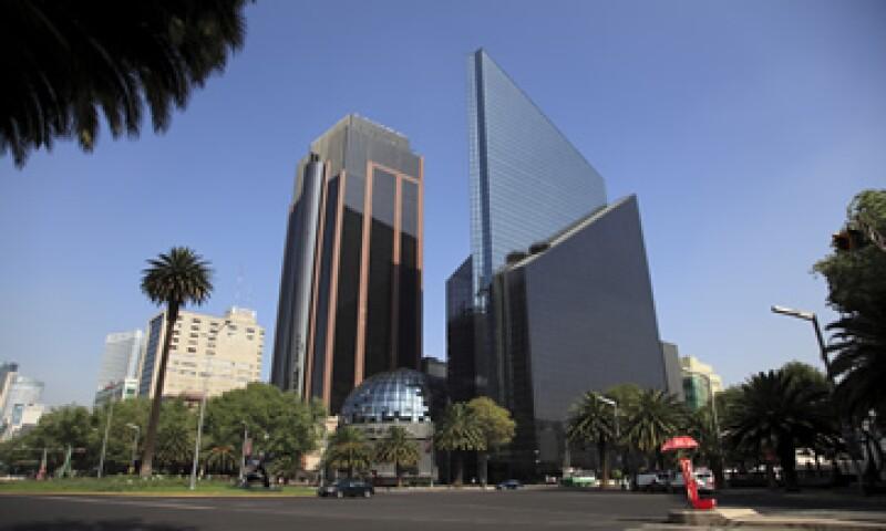 El principal índice de la Bolsa mexicana, el IPC, avanza 0.02%. (Foto: AFP )