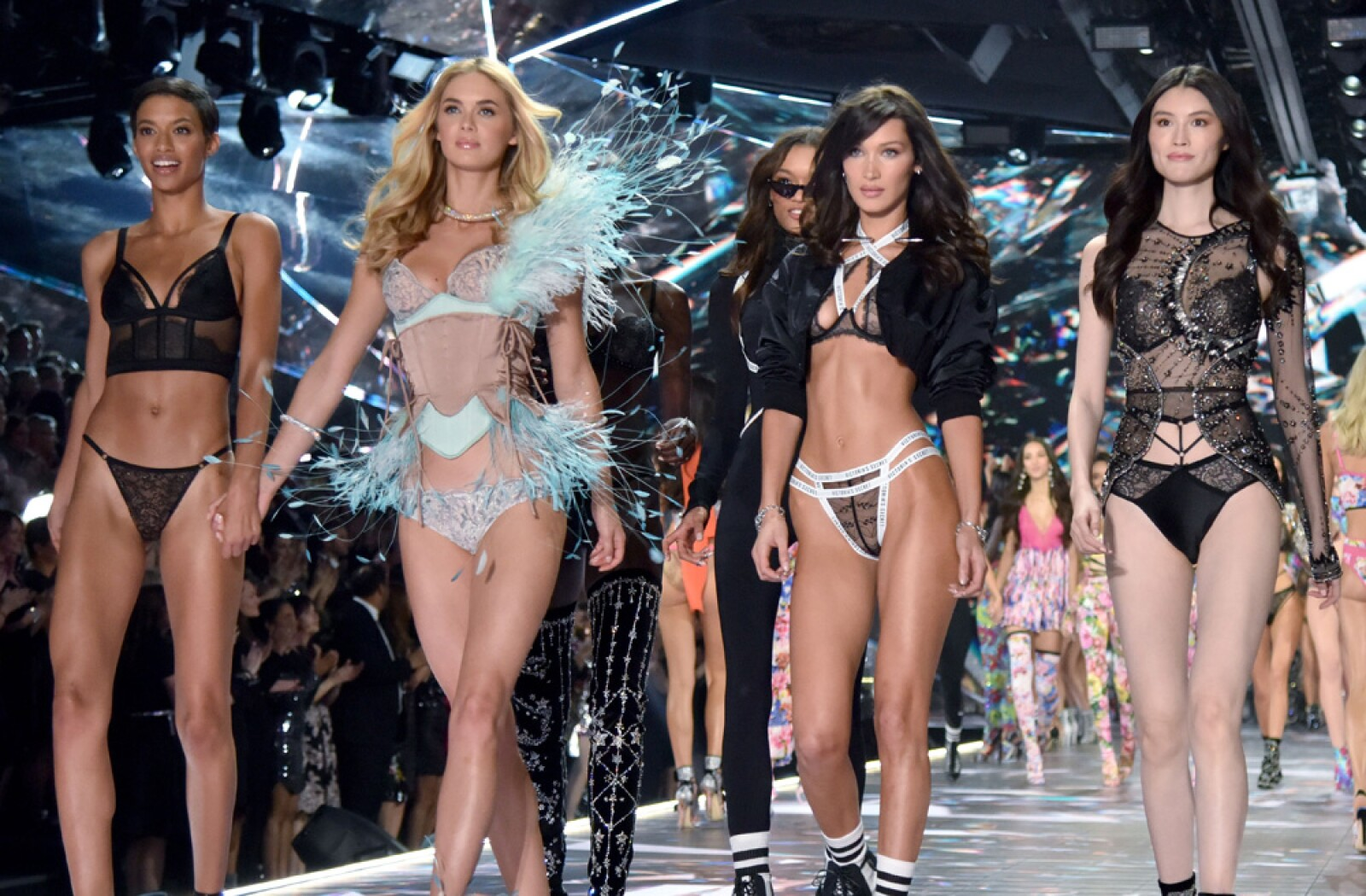 Victoria's Secret Fashion Show, Runway, New York, USA - 08 Nov 2018