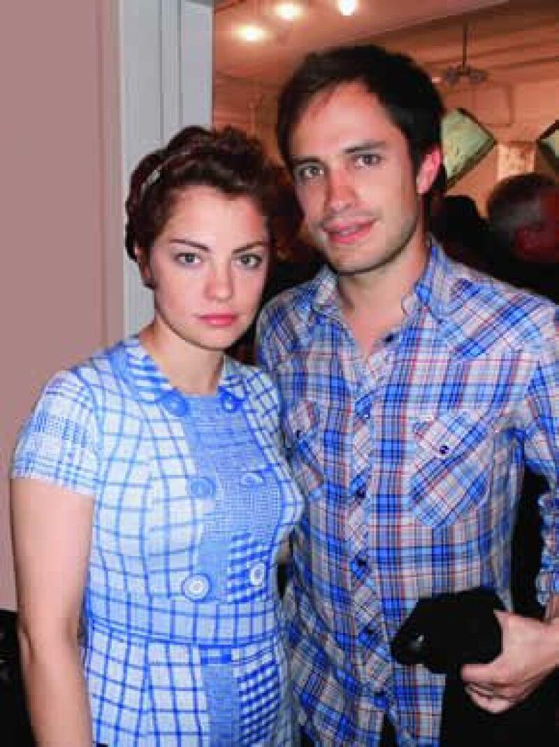 Tomás Fonzi desmintió este miércoles que Dolores, pareja del actor mexicano Gael García, ya haya dado a luz, como lo informaron varios medios españoles.