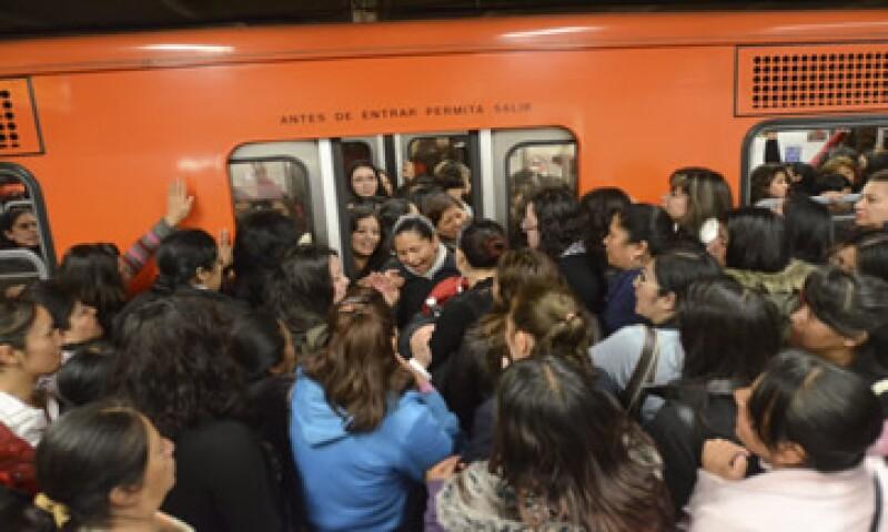 Los nuevos trenes de la Línea 1 tendrán alta tecnología, según el Gobierno del DF. (Foto: Cuartoscuro )