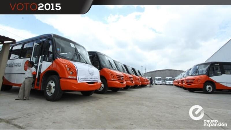 Transporte-Querétaro