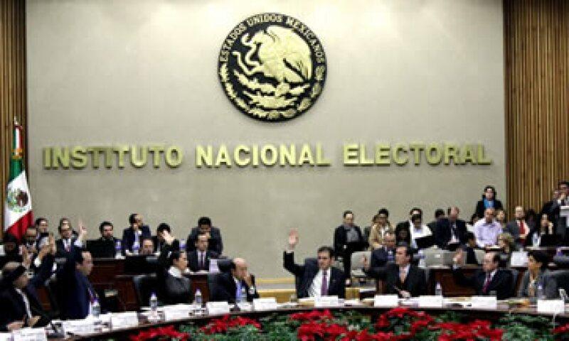 El INE cerró el registro el 1 de marzo para los candidatos independientes a la Asamblea Constituyente. (Foto: Notimex)