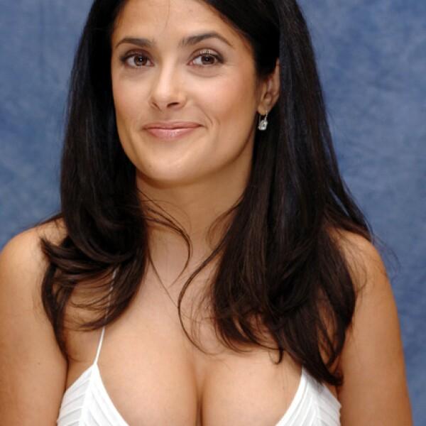 La actriz en la presentación de Ugly Betty en el 2006.