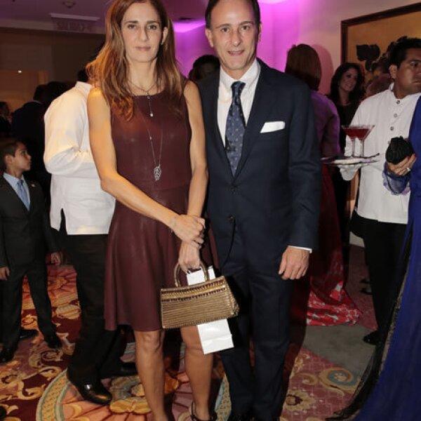 Ana Paula Beteta,Marco Beteta