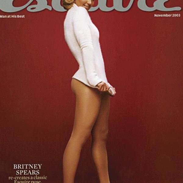 Esquire, noviembre 2003