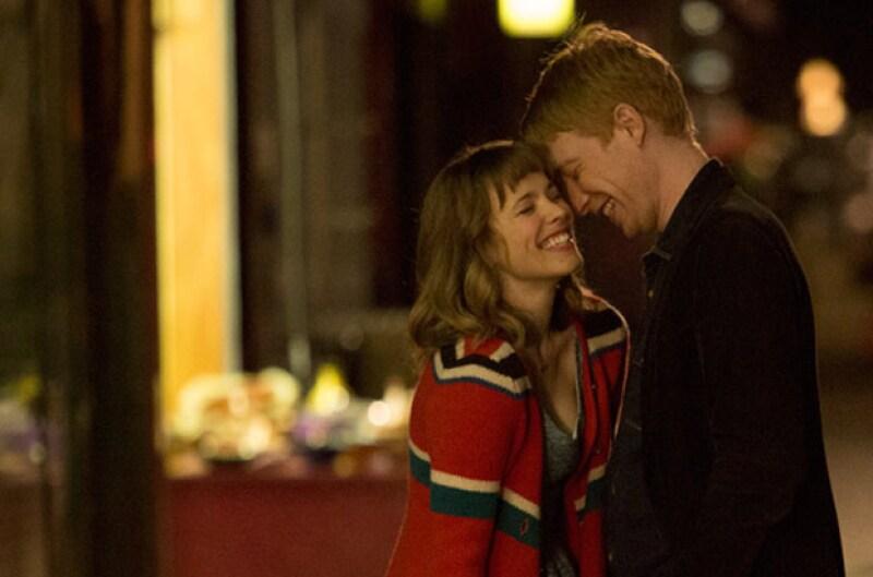 En esta cinta Rachel actúa al lado de quien fuera el hermano mayor de Ron Weasley en Harry Potter.
