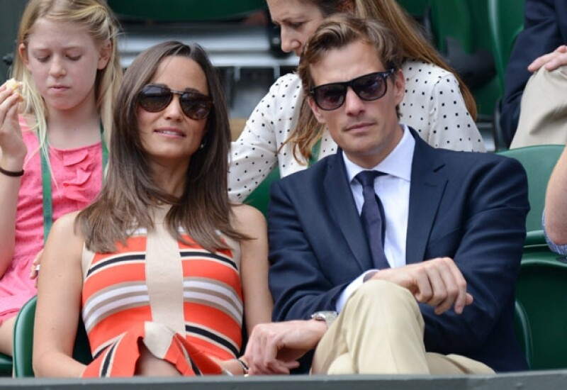 Medios de comunicación británicos han informado que la hermana de la Duquesa de Cambridge podría anunciar en pocos meses sus planes de boda con el banquero Nico Jackson.