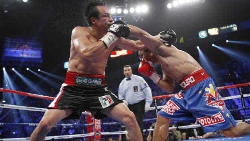 pelea juan manuel marquez
