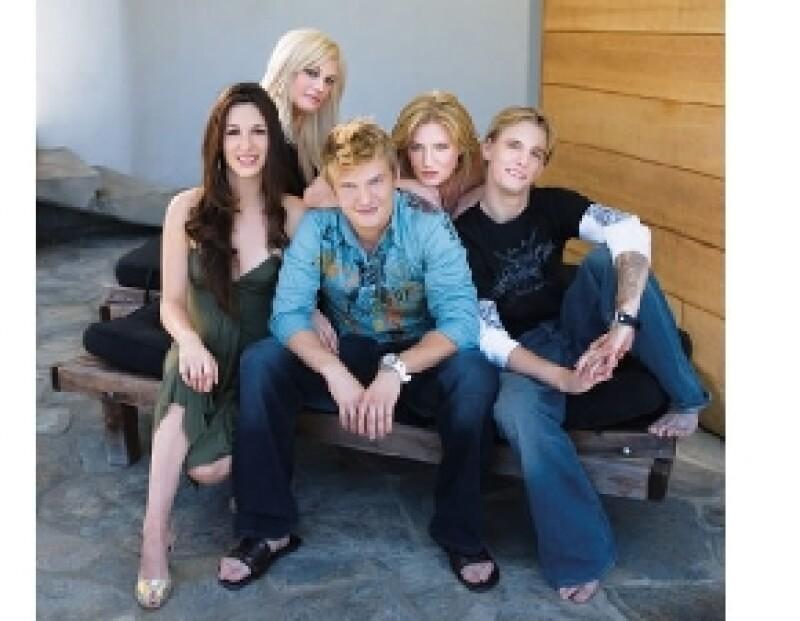 Leslie Carter también apareció en el reality show `House of Carters´.