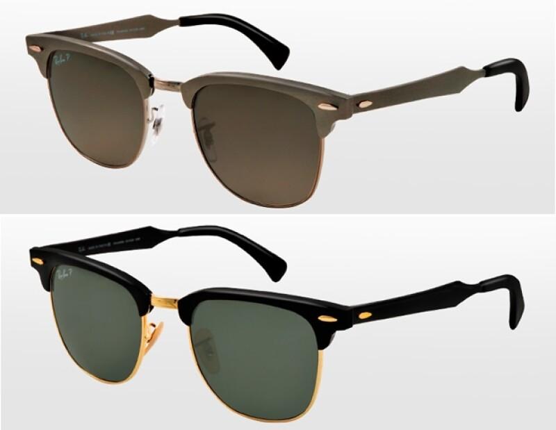 La forma de estos lentes es ideal para todo tipo de cara. ¡No tengas miedo a probarlos!