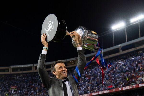 Luis Enrique Champions League