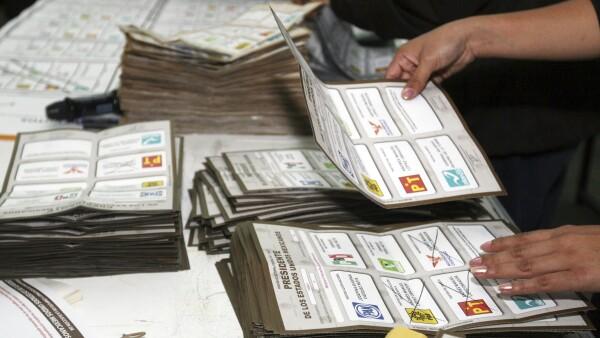 De los candidatos no ha presentado sus gastos de campaña.