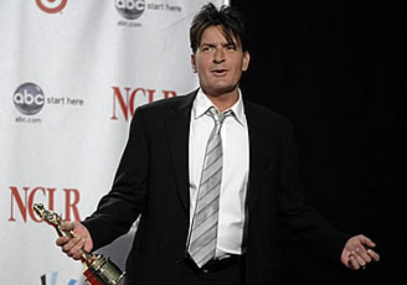 Sheen inició su carrera en la década de los 80. (Foto: AP)