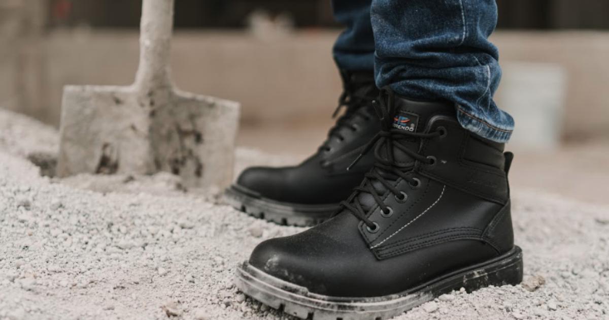 Conoce la importancia de usar calzado industrial adecuado