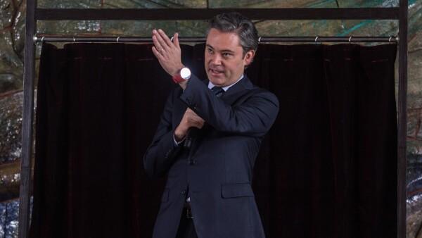 La lista de Aurelio Nuño
