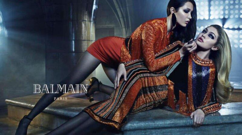 Tanto Gigi como Bella Hadid son modelos profesionales.