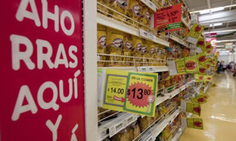 Comercial Mexicana es la cuarta cadena de supermercados de México por ingresos. (Foto: Cuartoscuro)