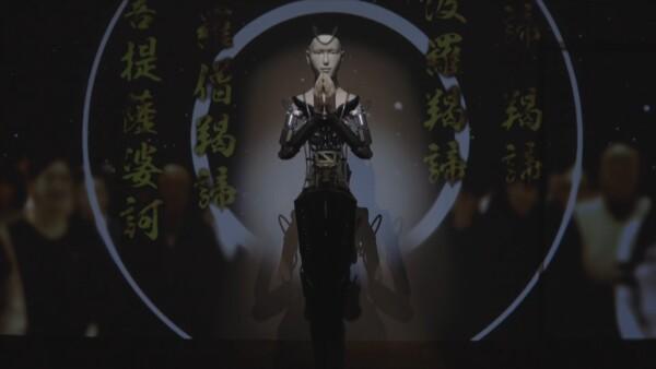 Mindar, el robot que predica budismo en Japón